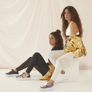 raisa and vanessa nike air force 03
