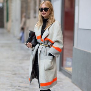 palto kaban kemer trend moda stil oneri pudra shop d