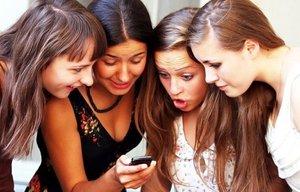 gencler ergen telefon sosyal medya twitter