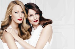 loreal paris collection exclusive pure reds kirmizi ruj koleksiyonu blake lively laetetia casta