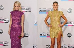 moda american music awards 2012