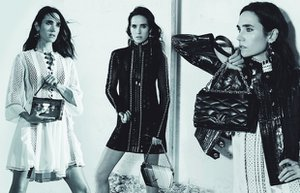 louis vuitton jennifer connelly 2015 reklam katalog