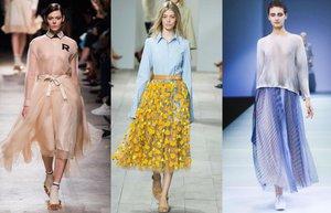 tul etek 2015 ilkbahar yaz trend