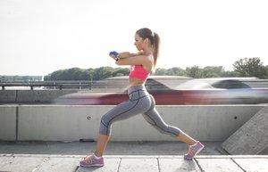 kas egzersiz dambil spor kalca bacak kol