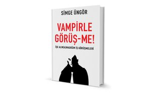 vampirle gorusme simge ungor kitap