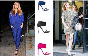 stuart weitzman show girl modeli 2015 yaz koleksiyonu