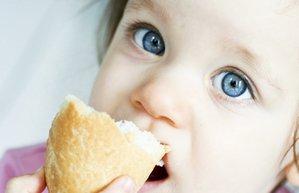 cocuk bebek ekmek beslenme colyak yemek