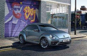 yeni beetle volkswagen otomobil