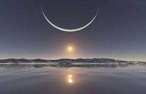 yeni ay astroloji hilal ay