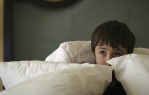 cocuk korku gece yatak spd