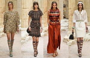 chanel moda 2018