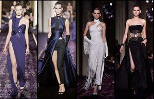 33 versace haute couture paris fahion week 2014 sonbahar kis
