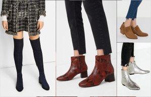 2017 sonbahar kis modasi trend ayakkabi modeller
