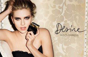dolce gabbana the one desire parfum scarlett johansson