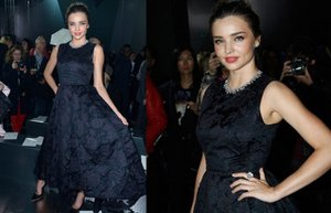 miranda kerr hm paris defile