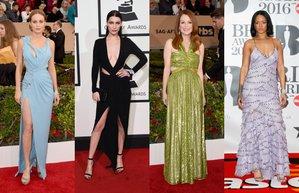 2016 kirmizi hali haute couture elbiseleri moda