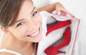 ayakkabi hediye mutlu