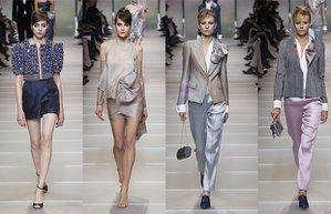giorgia armaani moda 2018