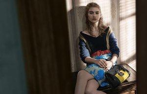 miu miu ilkbahar yaz 2015 kampanya koleksiyon moda