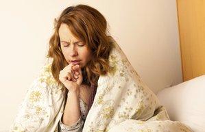 oksuruk grip soguk alginligi hasta kadin yatak soguk kis
