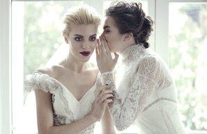 ozlem suer wedding gelinlik