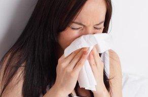 kadin hasta nezle grip