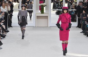 paris moda haftasi chanel 2016 sonbahar kis defilesi
