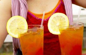 ice tea buzlu cay meyve suyu detoks metabolizma icecek