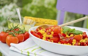 diyet salata beslenme saglik