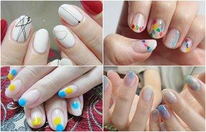 2015 sonbahar kis tirnak susleme modelleri nail art