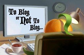 blog yazma bilgisayar internet