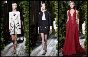valentino haute couture 2014 2015 sonbahar kis koleksiyonu moda paris moda haftasi