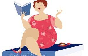 diyet kitap okuma