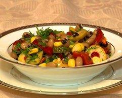 kuru borulce salatasi
