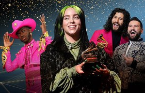 billie eilish song of the year grammy awards 2