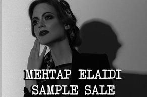 mehtap elaidi sample sale