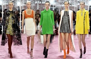 dior haute couture 2015 ilkbahar yaz koleksiyon fashion week paris