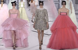 giambattista valli spring summer 2015 runway paris ilkbahar yaz koleksiyon