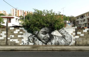 1 sokak sanati street art yaratici