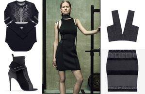 alexander wang hm 2014 2015 sonbahar kis moda koleksiyon kadin