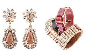 2014 ilkbahar Yaz Prada mucevher
