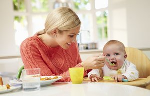 besin bebek 9 ay risk alerji anne saglik cocuk