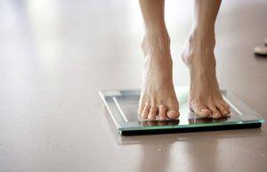 diyet kilo tarti kadin ayak
