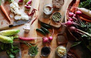 beslenme yemek yapmak tasarruf sebze