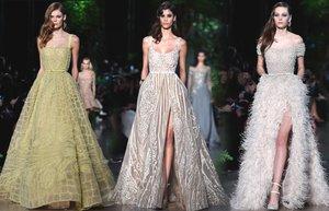 elie saab haute couture 2015 ilkbahar yaz koleksiyonu paris fashion week