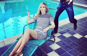 suki waterhouse superga cekim