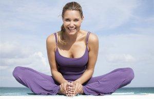 egzersiz spor yoga doga bahar yaz
