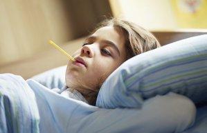 hasta cocuk grip soguk alginligi