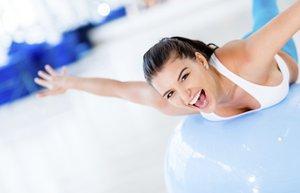 egzersiz kilo verme mutlu kadin pilates