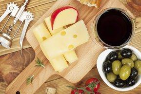 yunan diyeti akdeniz sarap peynir